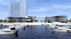 Harbour Resort in Caspian Sea 2