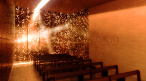 New Chapel of San Carlo Gonzaga Church